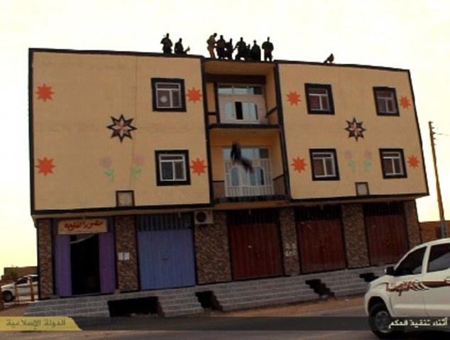 Egzekucja mężczyzny w północnym Iraku /&nbsp
