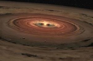 Egzoplanety wokół czerwonych karłów przepełnione wodą