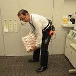 Egzoszkielety na wyposażeniu japońskich bankierów