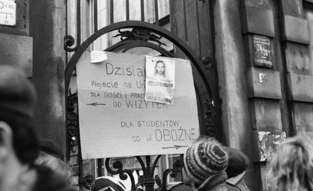 Eisler o Marcu '68: Bunt pierwszego pokolenia urodzonego i wychowanego w PRL
