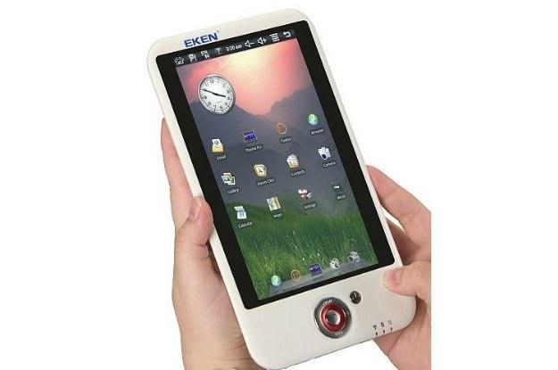 Eken M001. Za około 100 dolarów otrzymujemy tablet z procesorem ARM 600 MHz /materiały prasowe
