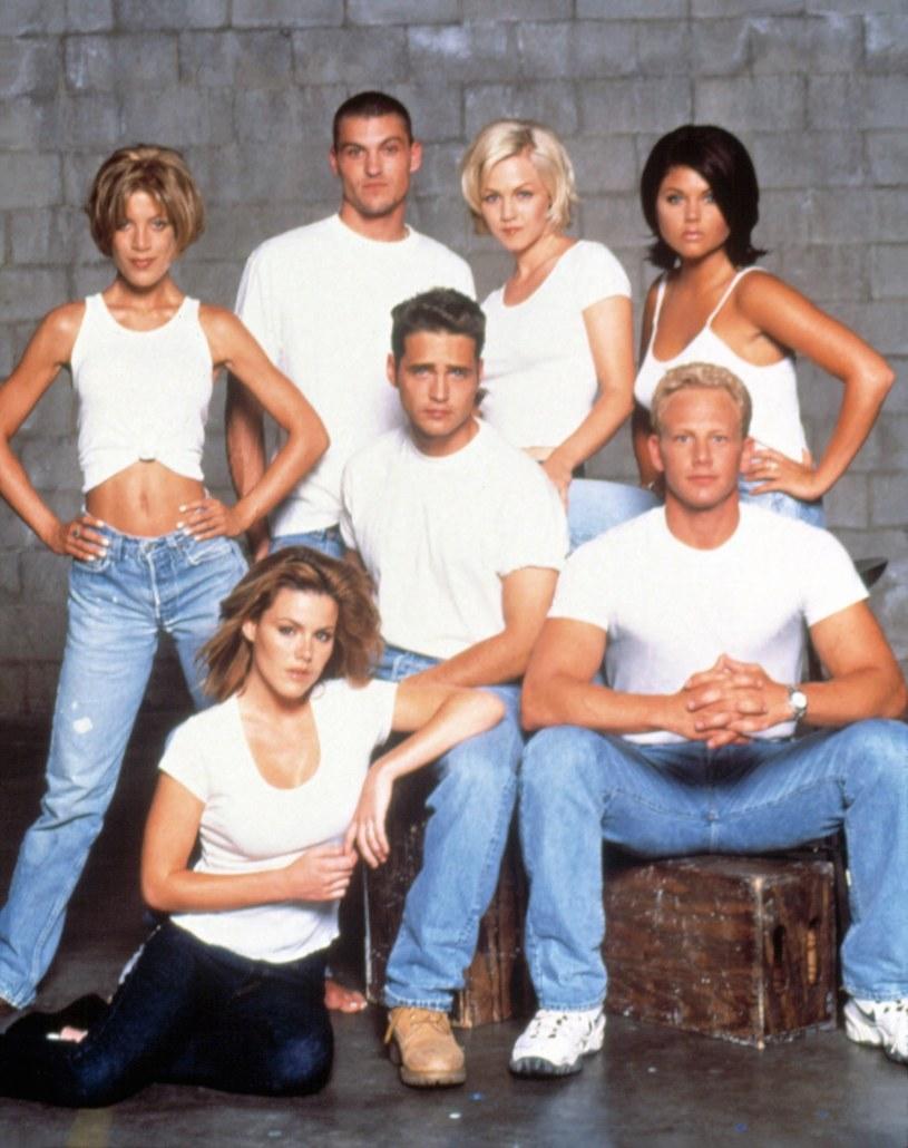 Ekipa Beverly Hills 90210 /East News