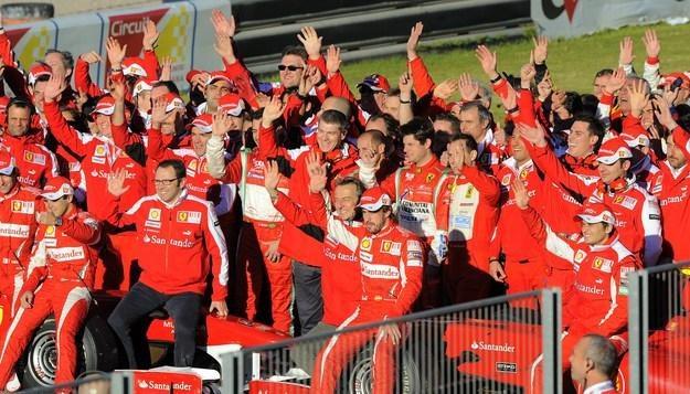 Ekipa Ferrari grozi odejściem z Formuły 1. /AFP