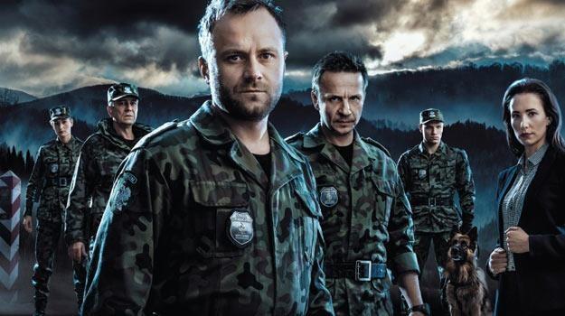 """Ekipa """"Watahy"""" na plakacie nowego serialu HBO. /HBO"""