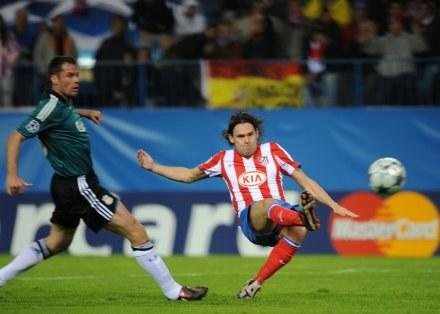 Ekipa ze stolicy Hiszpanii prowadziła aż do 95. minuty /AFP