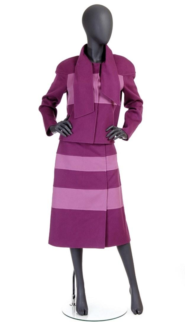 Ekskluzywna nowość - kostium Valentino