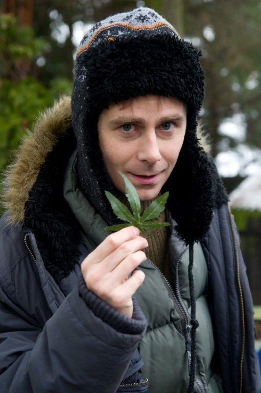 Eksperymentalna uprawa biopaliw Sergiusza to w rzeczywistości... plantacja marihuany! /TVN