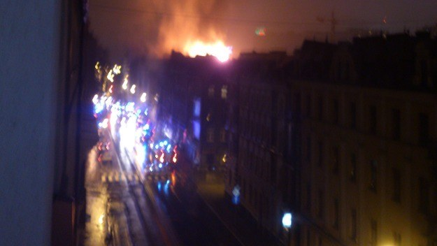 Eksplozja gazu w Katowicach. Jedna osoba pod gruzami, 7 rannych