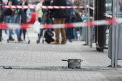 Eksplozja ładunku we Wrocławiu
