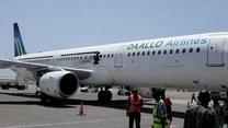 Eksplozja na pokładzie samolotu pasażerskiego