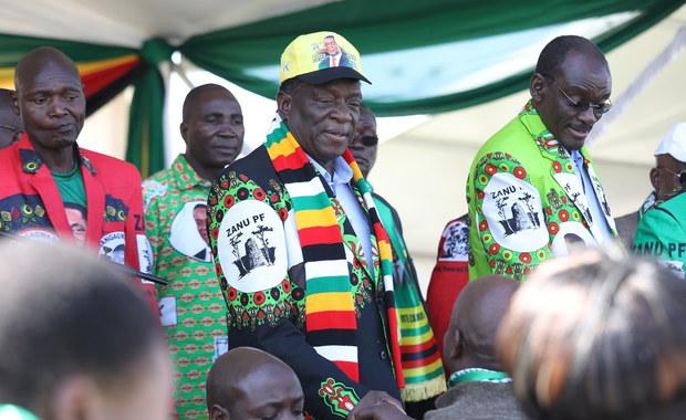 Eksplozja na wiecu z udziałem prezydenta Zimbabwe. Są ranni