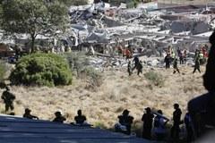 Eksplozja przy szpitalu, wielu rannych