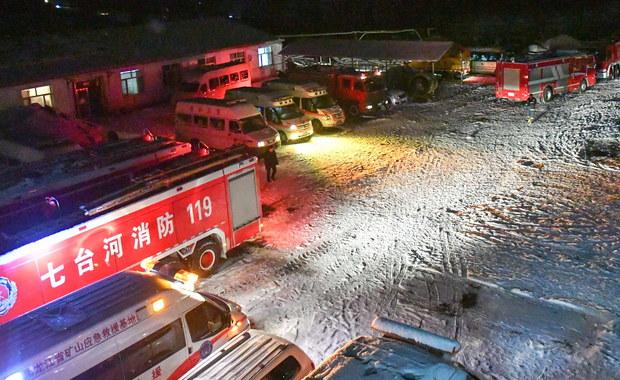 Eksplozja w kopalni. Nie żyje 21 górników