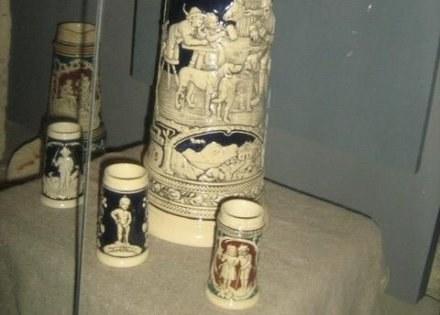 Eksponaty należą do prywatnych kolekcjonerów /Sztafeta