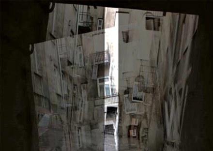 """Ekspozycję """"Dom zredukowany, bezdomność""""  można ooglądać w Częstochowie /materiały prasowe"""