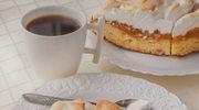 Ekspresowe ciasto z pigwową konfiturką