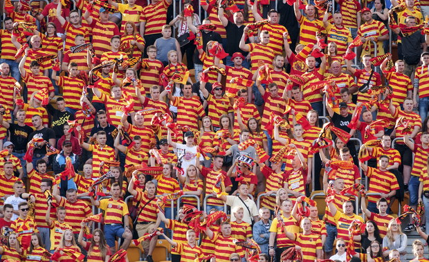 Ekstraklasa: Jagiellonia rozgromiła Ruch