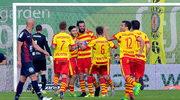 Ekstraklasa piłkarska: Jagiellonia ograła Pogoń 1:0