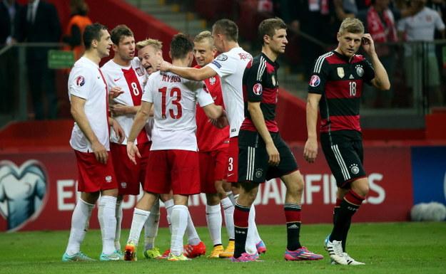 El. ME 2016 - Polska wygrała 2:0 z Niemcami