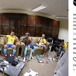 El. MŚ. Boliwia - Brazylia 0-0. Neymar i spółka w maskach tlenowych