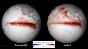 El Nino może doprowadzić do chaosu pogodowego w Europie