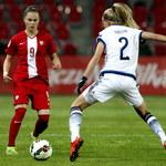 El. piłkarskich ME kobiet: Polska - Dania 0-0