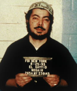 El Sayyid Nosair (fot. archiwum FBI) /