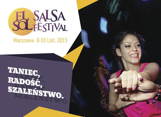 El Sol Salsa Festival – słoneczne brzmienia w rytmie salsy i El Sol! /materiały prasowe