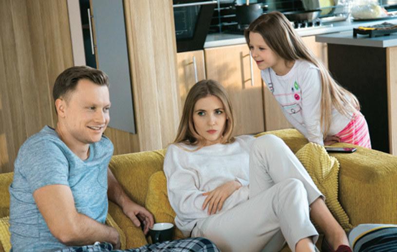 Ela i Igor stracą swoje wspólne dziecko przez wadę macicy Marcinkowej... /Świat Seriali