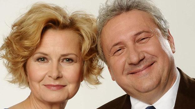 Ela i Jerzy to małżeństwo, które przeszło niejedną burzę /- /Agencja W. Impact