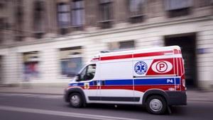 Elbląg: Laweta śmiertelnie potrąciła pieszego