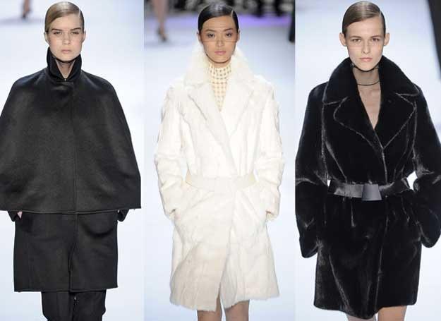 Eleganckie i ciepłe płaszcze /East News/ Zeppelin