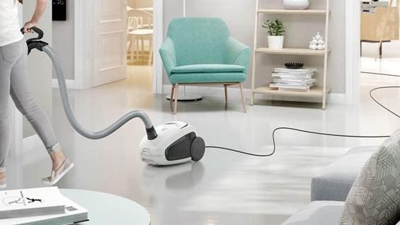 Elektrolux Ultrasilencer  Zen to odkurzacz, który nie jest głośniejszy od spokojnej rozmowy /materiały prasowe