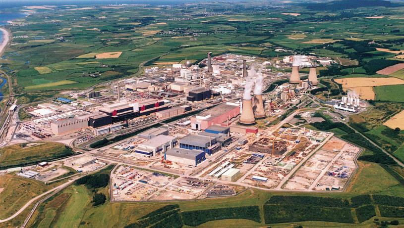 Elektrownia atomowa w Sellafield /AFP