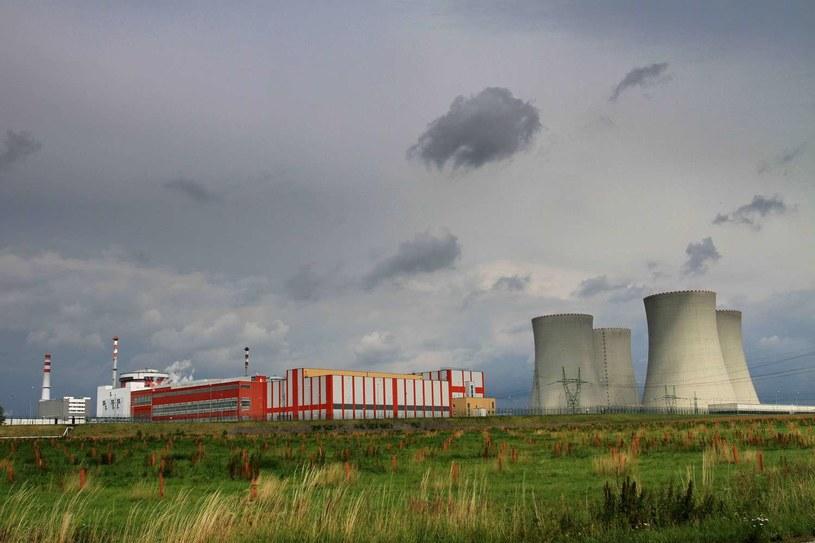 Elektrownia atomowa w Temelinie /RADEK MICA /AFP