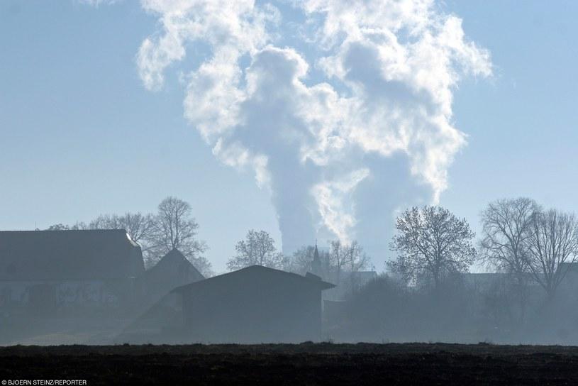 Elektrownia atomowa w Temelinie /Bjoern Steinz  /Reporter