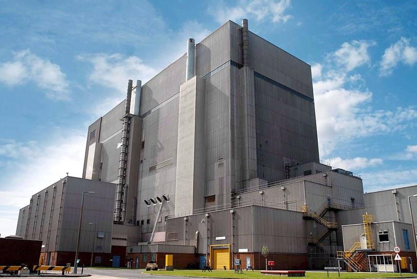 Elektrownia Heysham 1 / BRITISH ENERGY GROUP HO IMAGE  /PAP/EPA