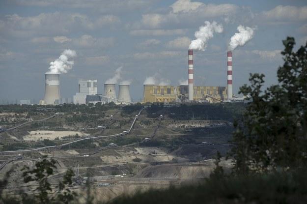 Elektrownia i kopalnia Bełchatów. Samochody elektryczne w Polsce będą jeździć dzięki takim zakładom /Wojciech Stróżyk /Reporter