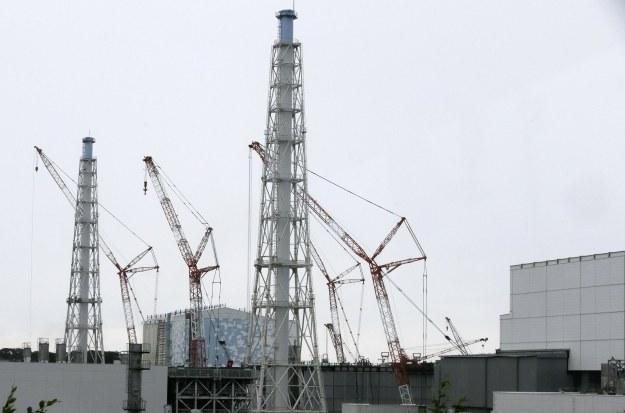 Elektrownia w Fukushimie /AFP