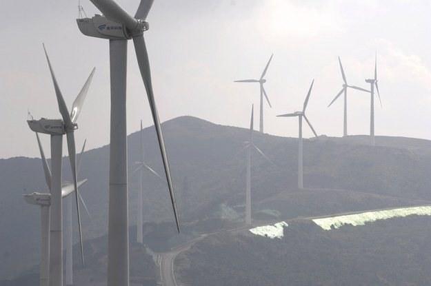 Elektrownie wiatrowe nie są rozwiązaniem /AFP