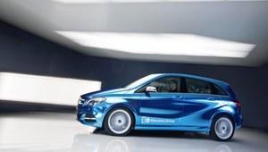 Elektryczna wersja Mercedesa klasy B na rynku w 2014 roku