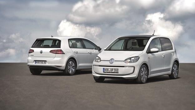 Elektryczne nowości VW /