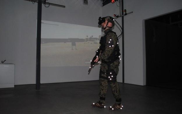 Element symulacji wojskowych /INTERIA.PL