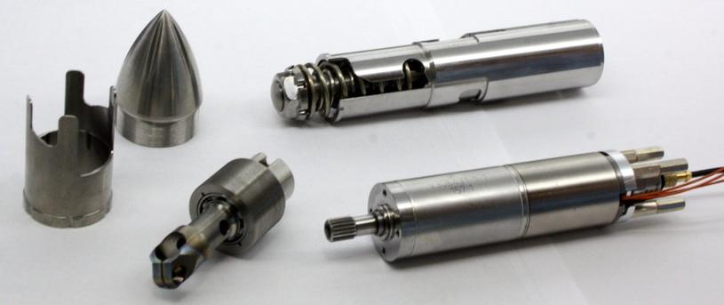 Elementy urządzenia HP3 wykonane przez firmę Astronika /materiały prasowe