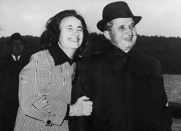 Elena i Nicolae Ceausescu /Getty Images/Flash Press Media