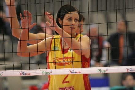 Eleonora Dziękiewicz Fot. Adam Jastrzębowski /Agencja Przegląd Sportowy