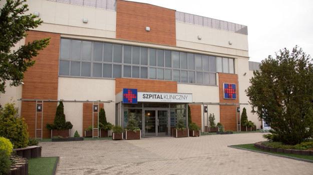 Elewacja po zmianach: Tak wygląda Szpital Kliniczny w Leśnej Górze w całkiem nowej odsłonie /Agencja W. Impact