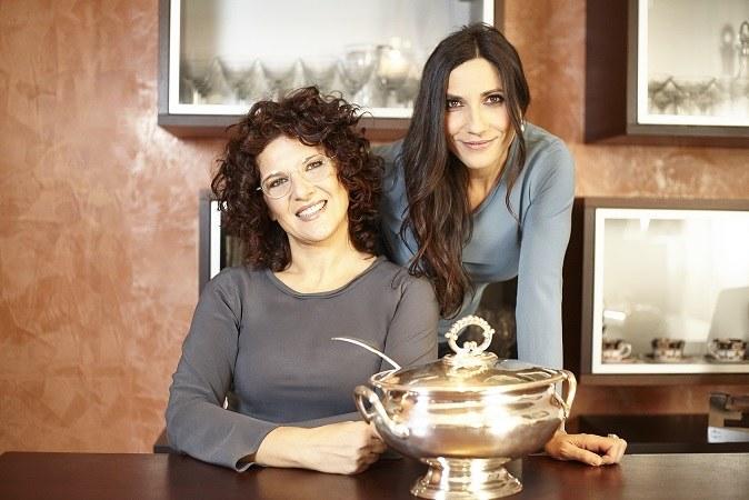 "Eliana Liotta i Lucilla Titta, autorki książki ""Dieta smartfood"" /Grazia.pl / materiały prasowe"