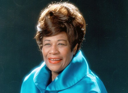 Ella Fitzgerald, zwana w Ameryce Pierwszą Damą Piosenki /Getty Images/Flash Press Media