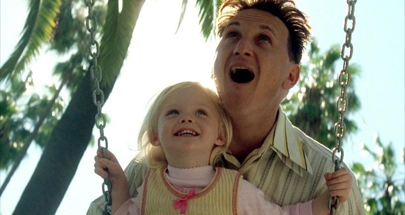 """Elle Fanning i Sean Penn w filmie """"Sam"""" /materiały prasowe"""